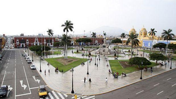 Trujillo: Desde el 1 de noviembre, el tránsito cambiará de sentido en el Centro Histórico
