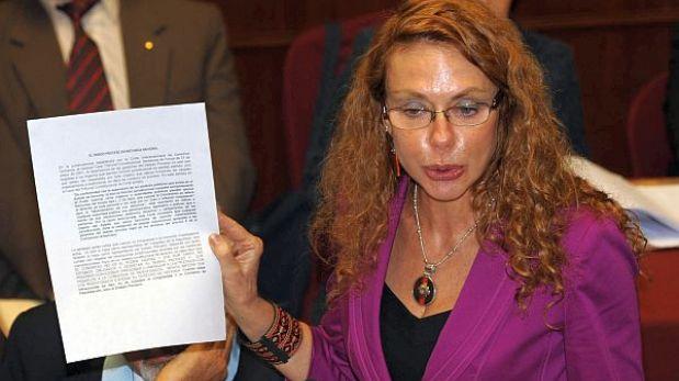 Eliane Karp será denunciada por el presunto delito de difamación agravada