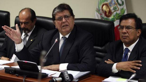 Alan García irá hoy a la megacomisión: las preguntas que debería responder