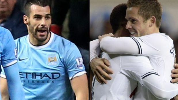 Copa de la Liga: Manchester City y Tottenham avanzan a cuartos de final