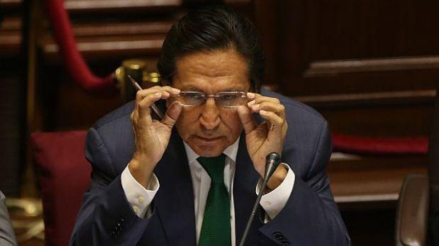 Secreto a las comunicaciones de Alejandro Toledo no será levantando