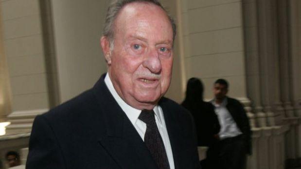 Falleció el ex ministro de Economía Jorge Camet