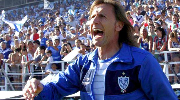 Ricardo Gareca es candidato para dirigir a Paraguay