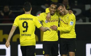 Borussia Dortmund dejó en ridículo al Stuttgart al propinarle un 6-1