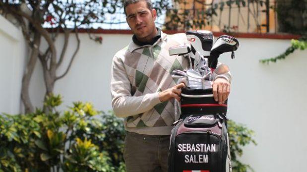 Sebastián Salem defiende el título en el Lexus Perú Open 2013