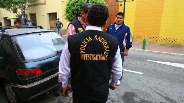 Ica: asaltantes mataron a un policía e hirieron a otro de gravedad