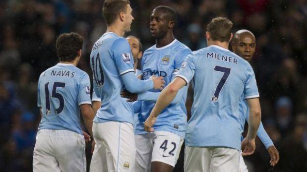 Manchester City aplastó 7-0 al Norwich en una gran demostración de fútbol