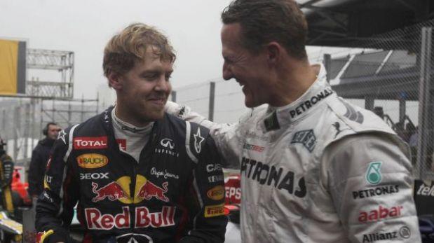 Vettel ganó en Abu Dabi e igualó récord de victorias seguidas de Schumacher