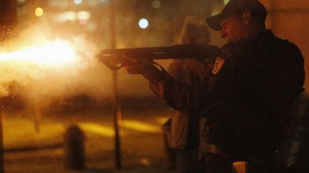La policía en Brasil mata un promedio de cinco personas por día
