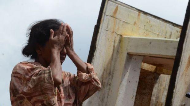 México: tormenta 'Sonia' amenaza a población desde Mazatlán hasta Sinaloa