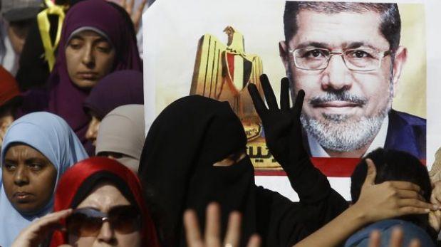 Egipto: Juicio contra ex presidente Mursi se retomará en enero del 2014