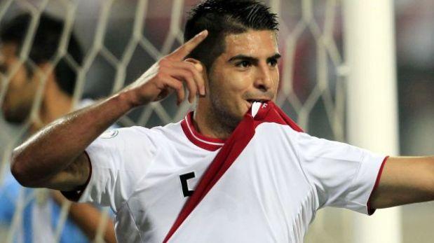 Carlos Zambrano renunciará a jugar por Perú para salvar al Frankfurt