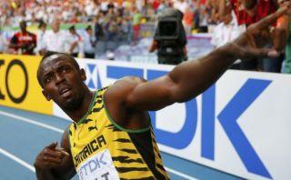 Usain Bolt es candidato a mejor atleta mundial del año