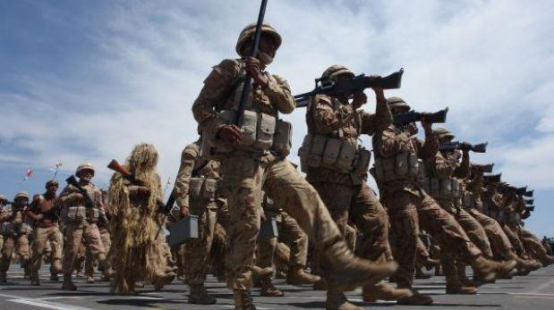 Arequipa: Ejército realiza una campaña informativa para captar reservistas