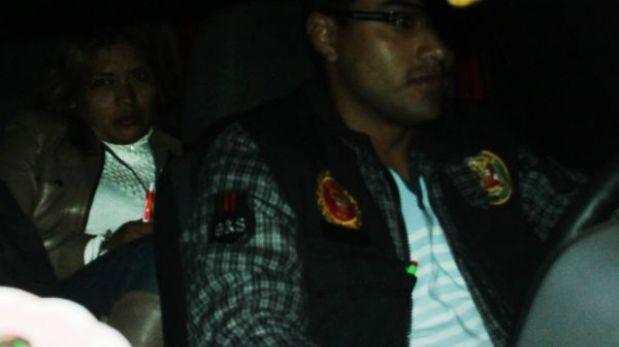 Trujillo: policía detiene a la 'Tia Vero', sospechosa por muerte de director de penal El Milagro