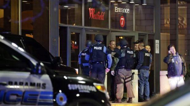 EE.UU.: un hombre abrió fuego en centro comercial de Nueva Jersey