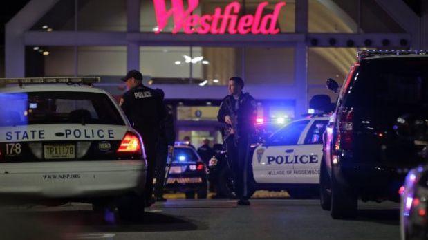 Encuentran sin vida al autor de los disparos en mall de Nueva Jersey