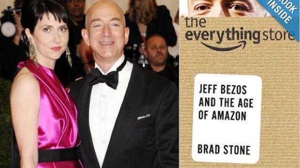 Esposa de Jeff Bezos criticó con dureza biografía del creador de Amazon