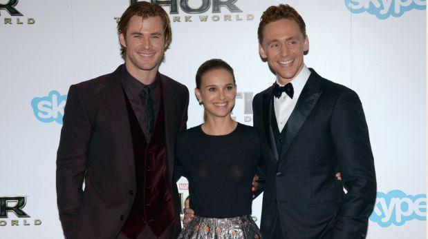 """Jaimie Alexander: el atrevido vestido con el que acaparó miradas en la premiere de """"Thor"""" [FOTOS]"""