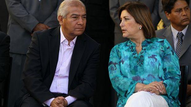 Rivas y Pedraza trabajaron en la reforma judicial de Fujimori