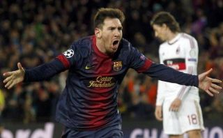 Remontada histórica: Barcelona goleó 4-0 al Milan este 2013 en el Camp Nou [VIDEO]
