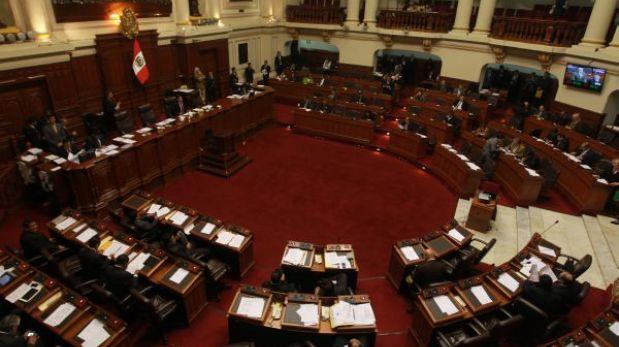 Congreso recibirá propuestas para el TC, BCR y defensor del Pueblo hasta el 12 de noviembre