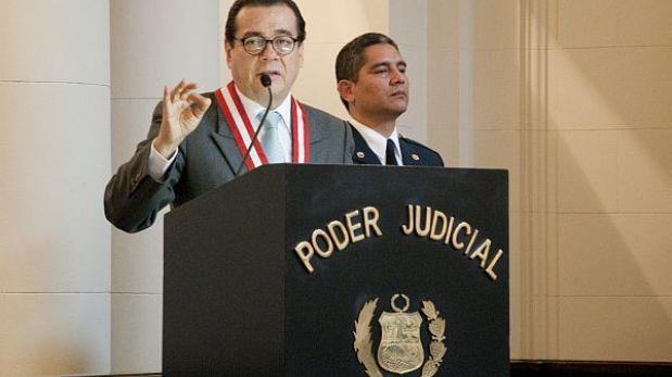 Mendoza planteará a primer ministro aumento de presupuesto del Poder Judicial