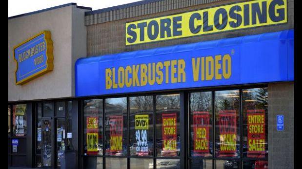 Adiós Blockbuster: la cadena cerrará sus últimas 300 tiendas en EE.UU.