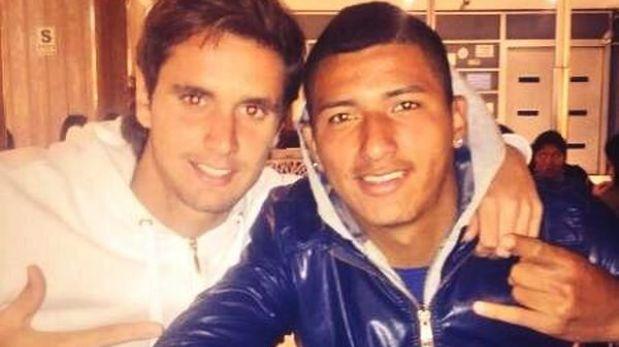 'Churrito' Hinostroza recibe respaldo de su club y trata de empezar de cero