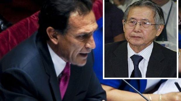 """Becerril consideró """"arbitrario e injusto"""" que se haya anulado línea telefónica a Fujimori"""
