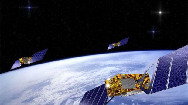 Satélite caerá a la Tierra en las próximas horas