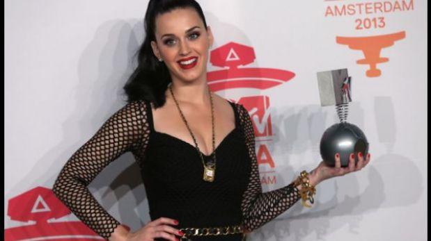 MTV Awards: Katy Perry y Justin Bieber elegidos los mejores artistas