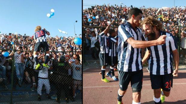 Alianza Lima logró un empate con Melgar que le sabe a derrota y lo aleja del 'play off' [FOTOS]