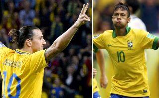 Golazos de Ibrahimovic y Neymar son nominados a mejores del año [VIDEO]