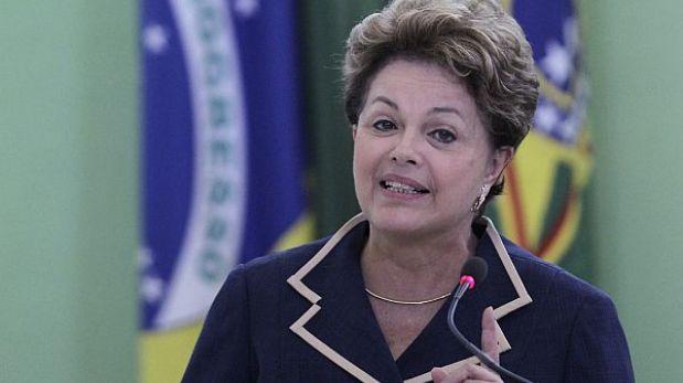 """Dilma Rousseff: """"El Perú es el tercer mayor destino de las inversiones de Brasil"""""""