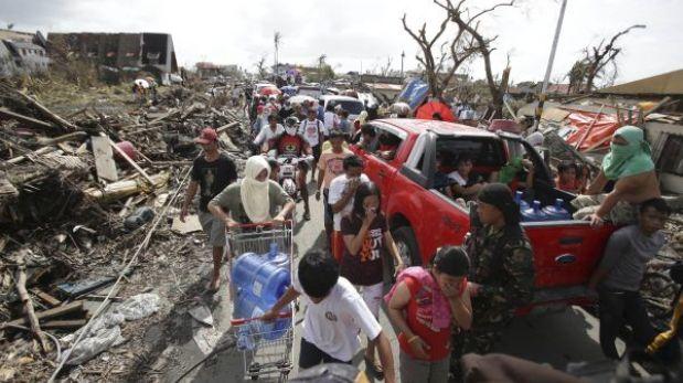 Tifón Haiyan: los peruanos que viven en Filipinas están vivos, asegura Cancillería