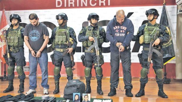 Policía formalizó acusación contra la ex esposa del empresario Aldo Castagnola