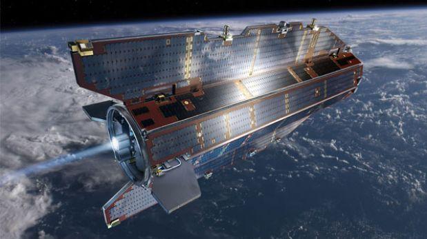 Satélite GOCE terminó su vida útil desintegrado en la atmósfera