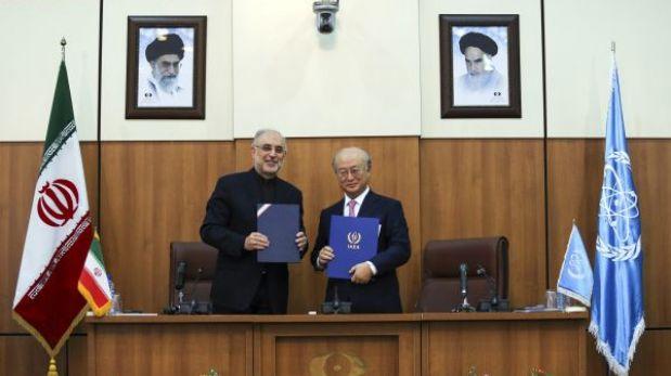 Irán permite que inspectores de la ONU tengan más acceso a sitios nucleares