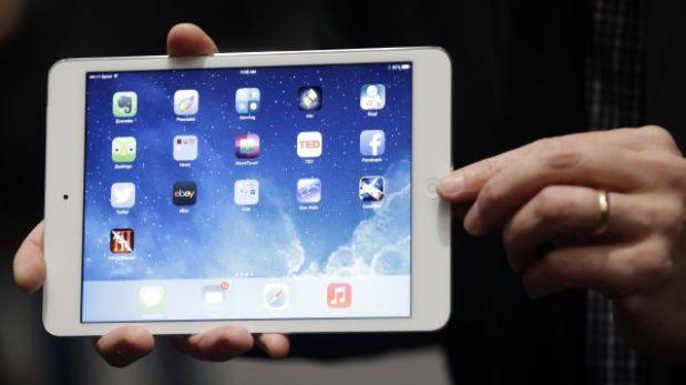 Apple completa su catálogo de tabletas con el iPad mini retina