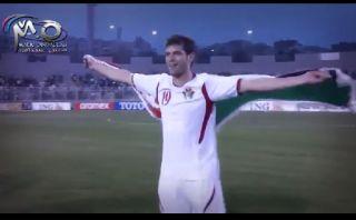 ¿Cómo se motiva la selección de Jordania para enfrentar mañana a Uruguay? [VIDEO]