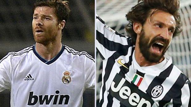 Juventus piensa en Xabi Alonso para reemplazar a Andrea Pirlo