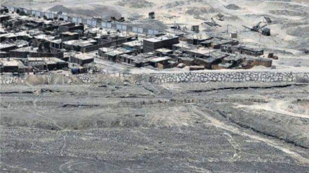 Invasores dañan líneas en complejo arqueológico nasca
