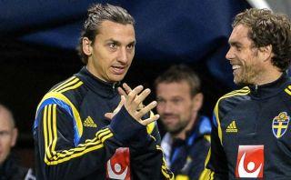 """Zlatan Ibrahimovic: """"Nunca he jugado mejor que ahora"""""""