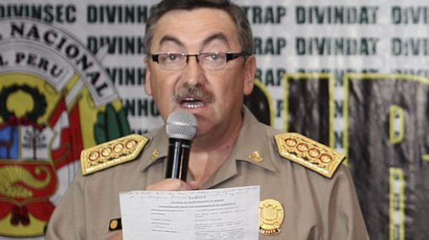Orden para custodiar casa de López Meneses habría sido de ex director PNP Raúl Salazar