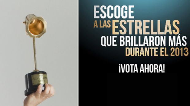 Premios Luces 2013: Vota aquí por tus favoritos