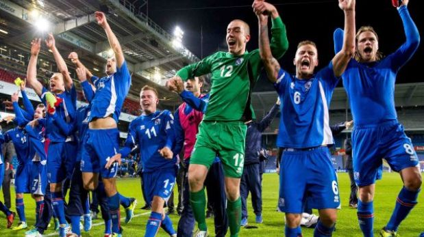 Islandia: el país de 320 mil habitantes aspira llegar al Mundial Brasil 2014