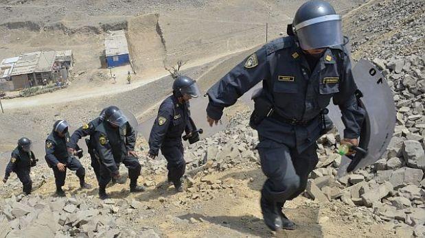 Dos implicados en el robo de uniformes de policías fueron detenidos en Chimbote