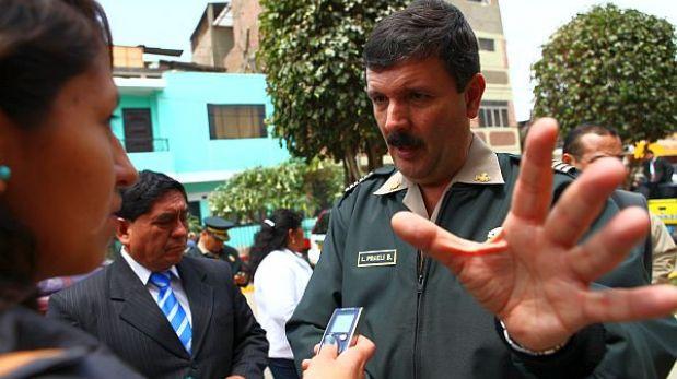 Fuero Policial Militar abrió investigación a Praeli y otros mandos de la PNP