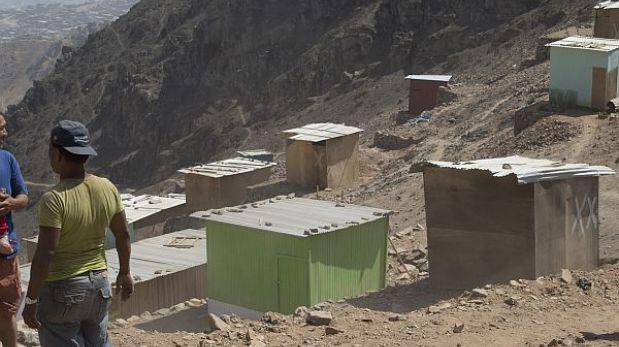 Invasores acechan lotes y crean temor en Lima sur